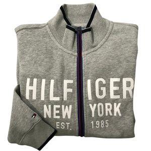 TOMMY HILFIGER Men's Full Zip Sweatshirt M, L, XL